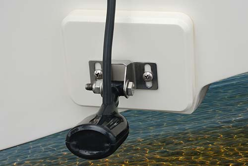 Stern Saver – Never drill holes below the waterline again!